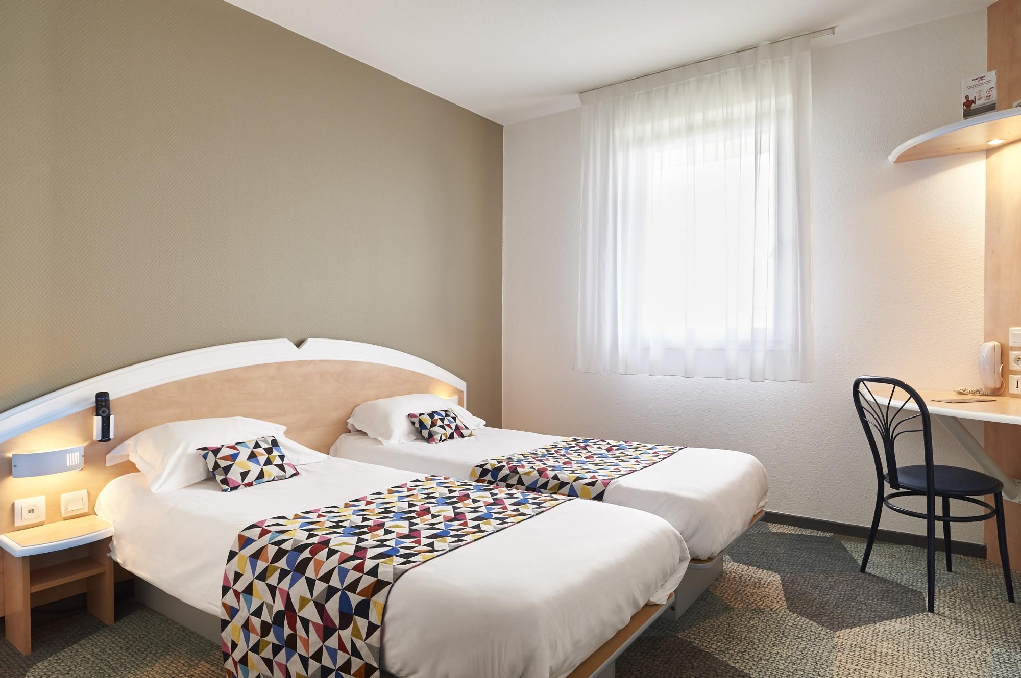 Reserver Chambre Twin avec lits jumeaux pour 2 personnes à ...